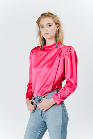 Bubble Gum Blouse