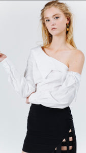 Two Pieces Blouse