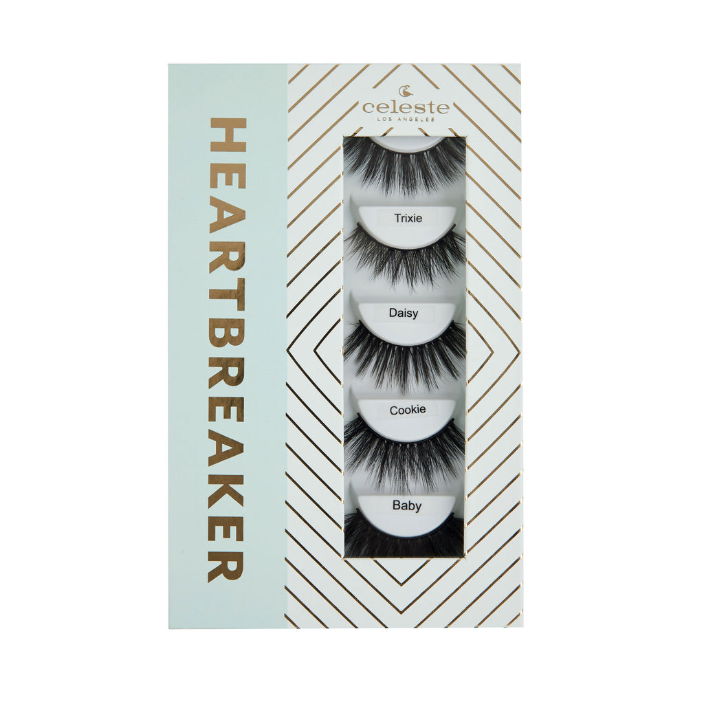 Heartbreaker Mini Lash Book
