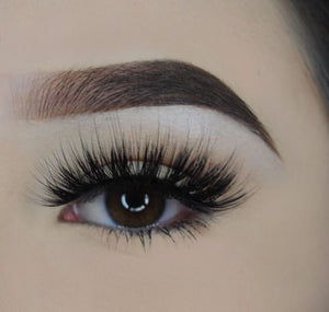 Luxury Faux Mink 3D Lashes - Cruelty Free & Vegan Falsies