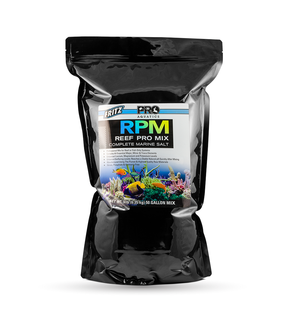 Fritz RPM salt mix