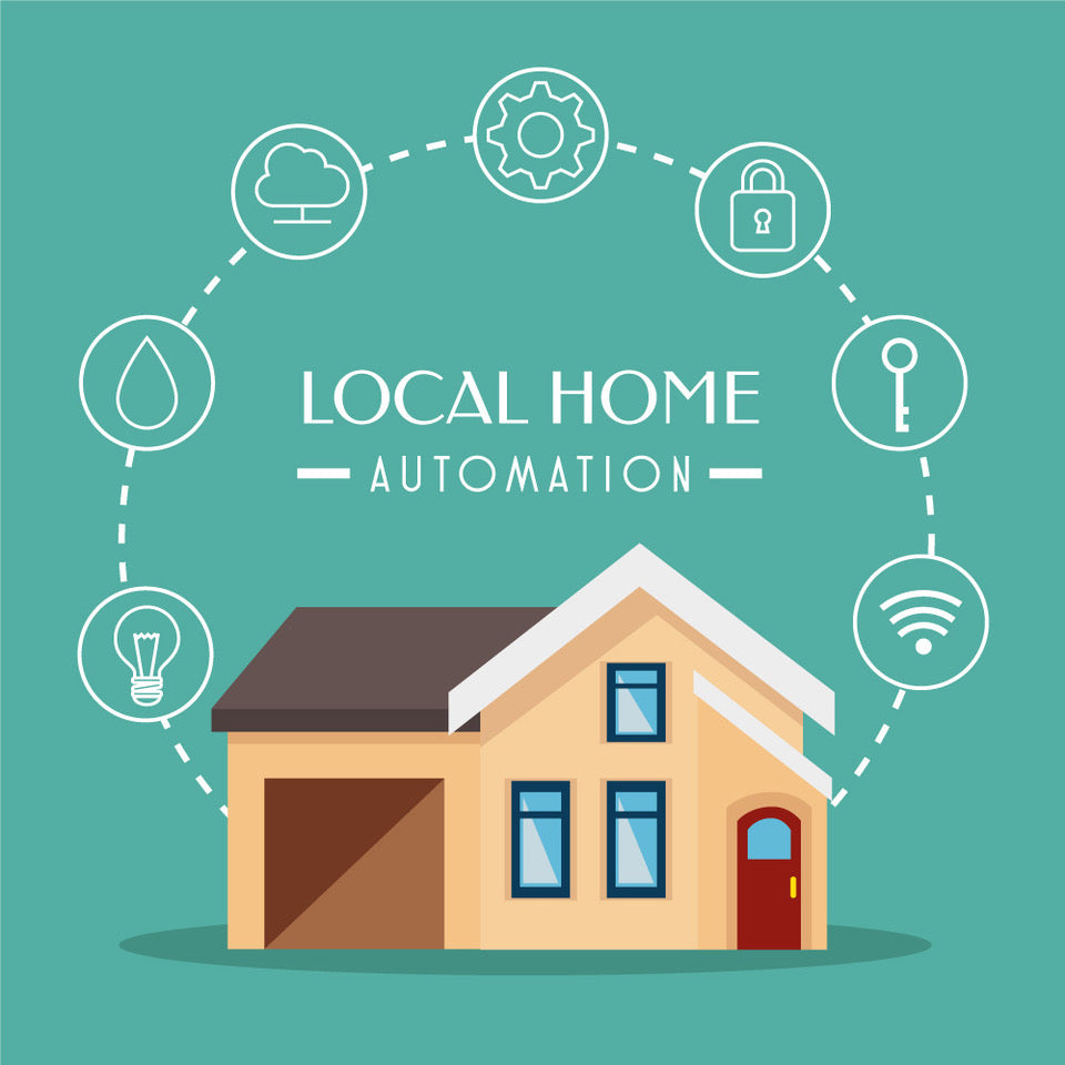 Local Home Automation