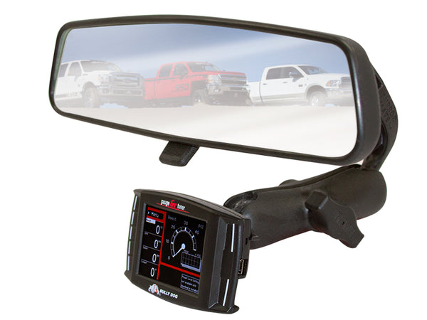 RAM Mirror-Mate Mounting Kit for GT/WatchDog (GM vehicles)