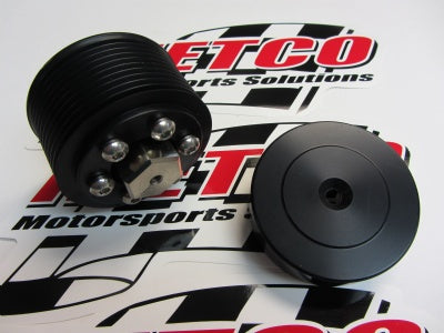 Metco Supercharger Pulley Kit - Hellcat, Trackhawk, Demon