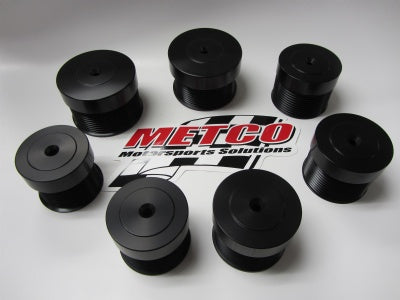 Metco Supercharger Pulley Ring Only - Hellcat, Trackhawk, Demon