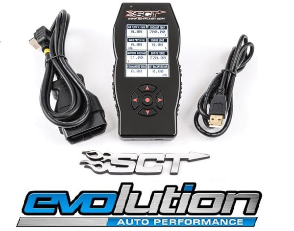 SCT X4 Gas Tuner with FREE installation & Dyno session
