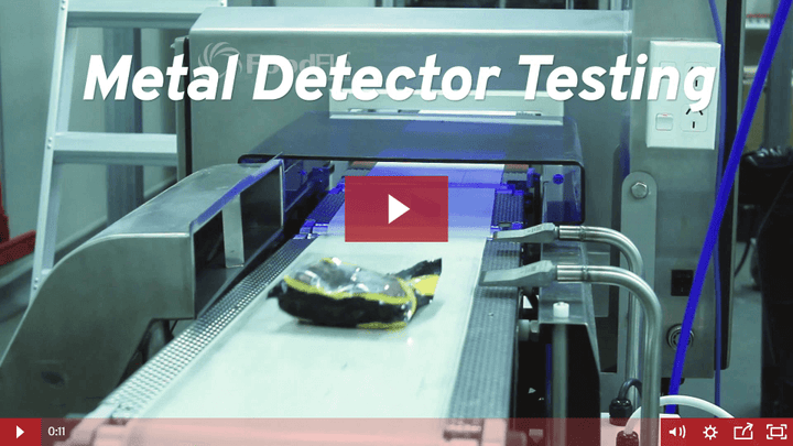 Metal Detection & Food Integrity