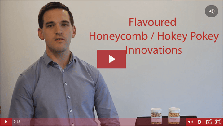 Flavoured Honeycomb/Hokey Pokey Innovations