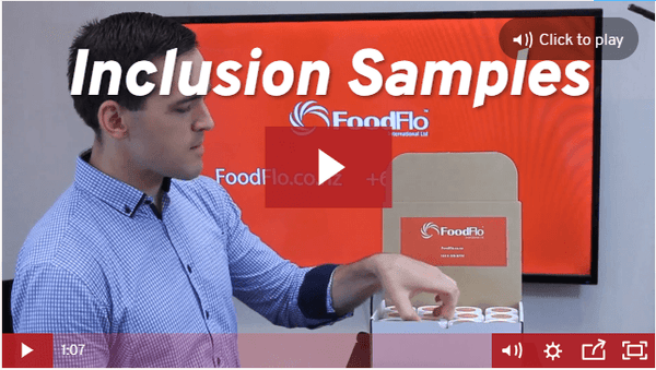Confectionery Inclusions - Free Samples