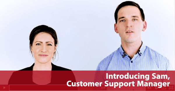 Introducing Sam - Customer Support Manager