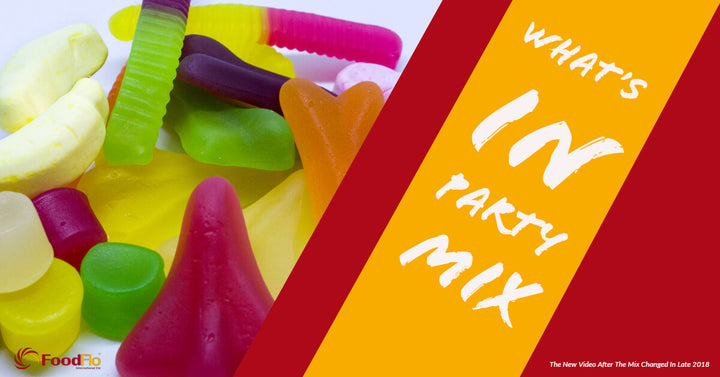 What's in Party Mix?