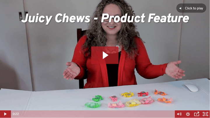 Juicy Chews - Product Profile