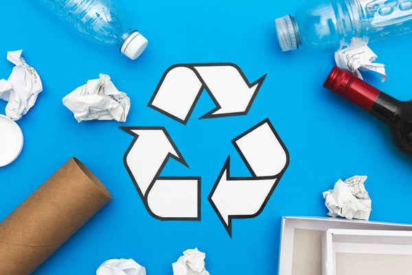 Minimizing Waste & Recyclable Packaging