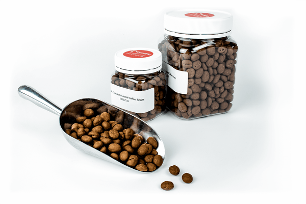 Milk Chocolate Coated Coffee Beans