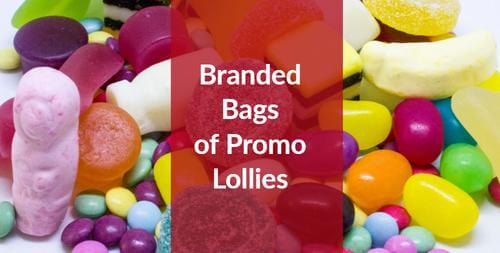 Branded Bags of Promo Lollies