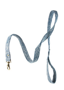 Acid Wash Denim leash
