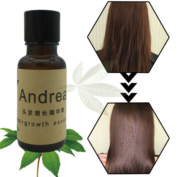 Andrea Hair Growth Products Ginger oil Hair to stop hair loss, Grow hair faster