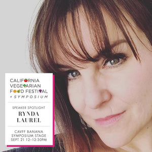 Mental Health Nutrition for Vegans at California Vegetarian Food Festival