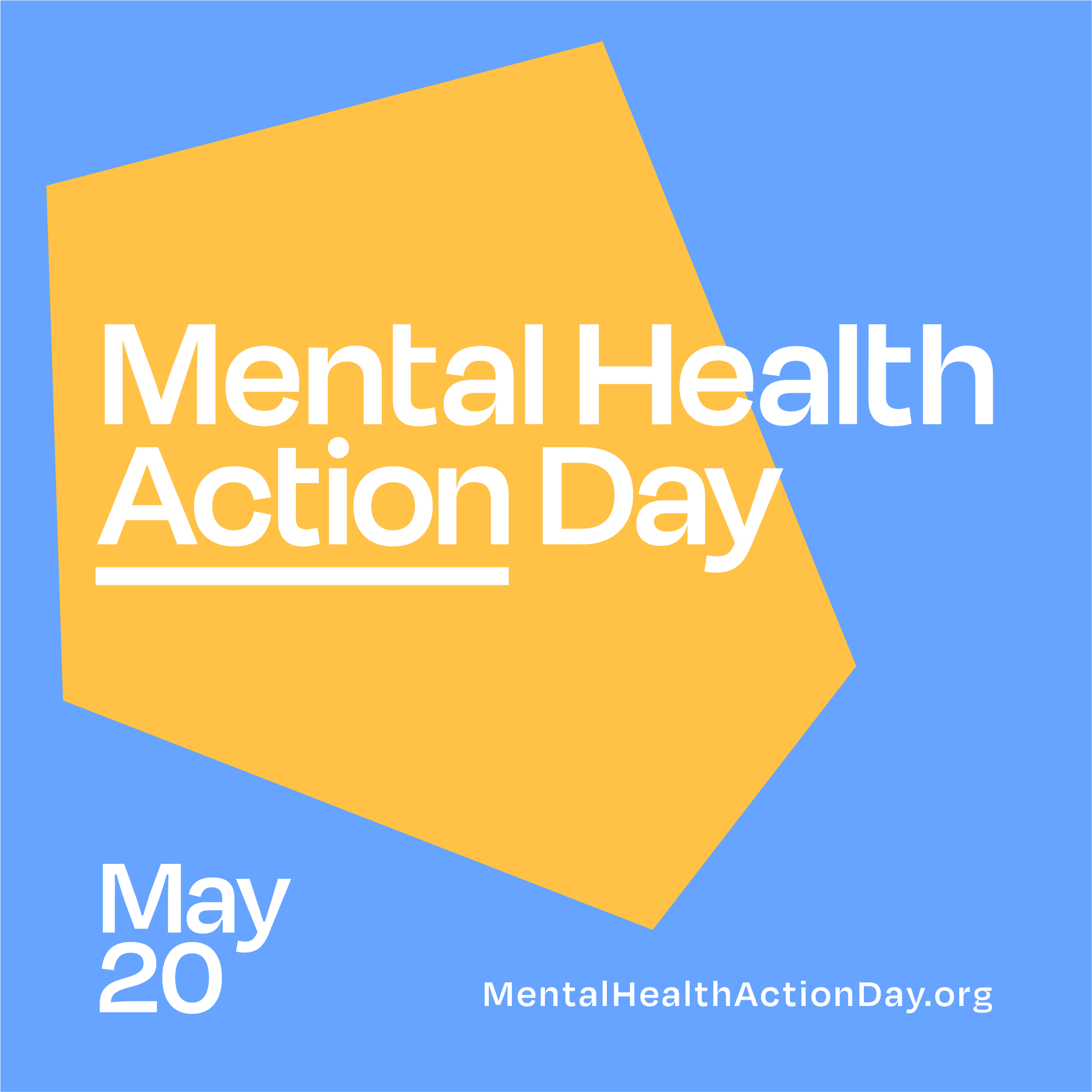 VRYeveryday joins Mental Health Action Day May 20th.