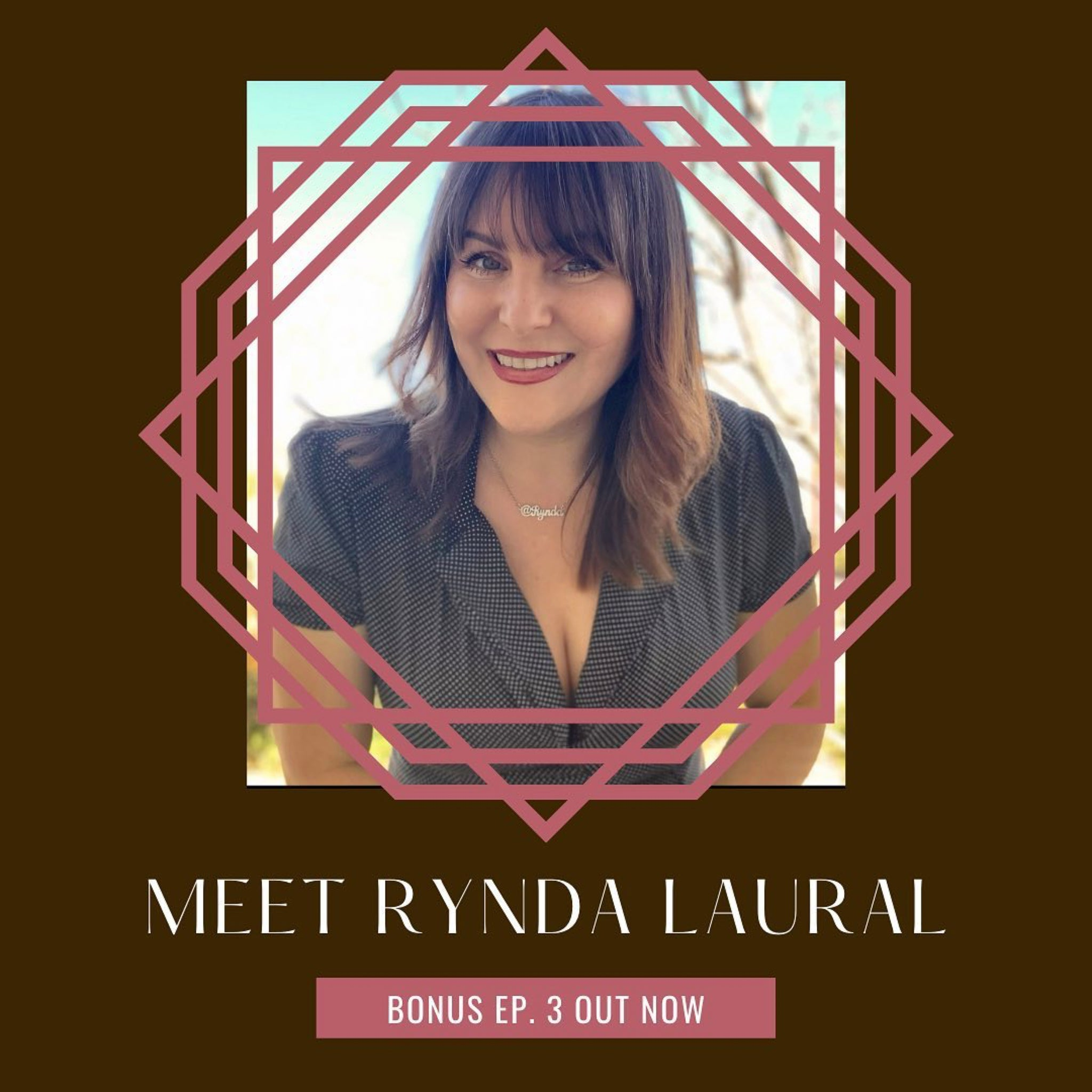 Our Founder Rynda Laurel on Crooners and Coffee Shops Podcast
