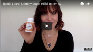 Rynda Laurel talks VRYeveryday on Sobriety Starts Here!