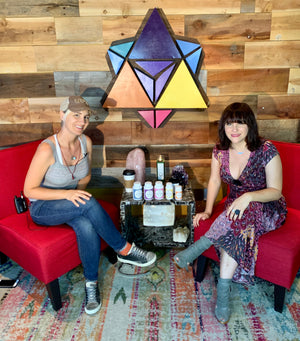 Our Founder Rynda Laurel on Liberate The Podcast! *video*