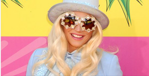 Kesha Writes Inspiring Holiday Essay About Mental Health via The Fix