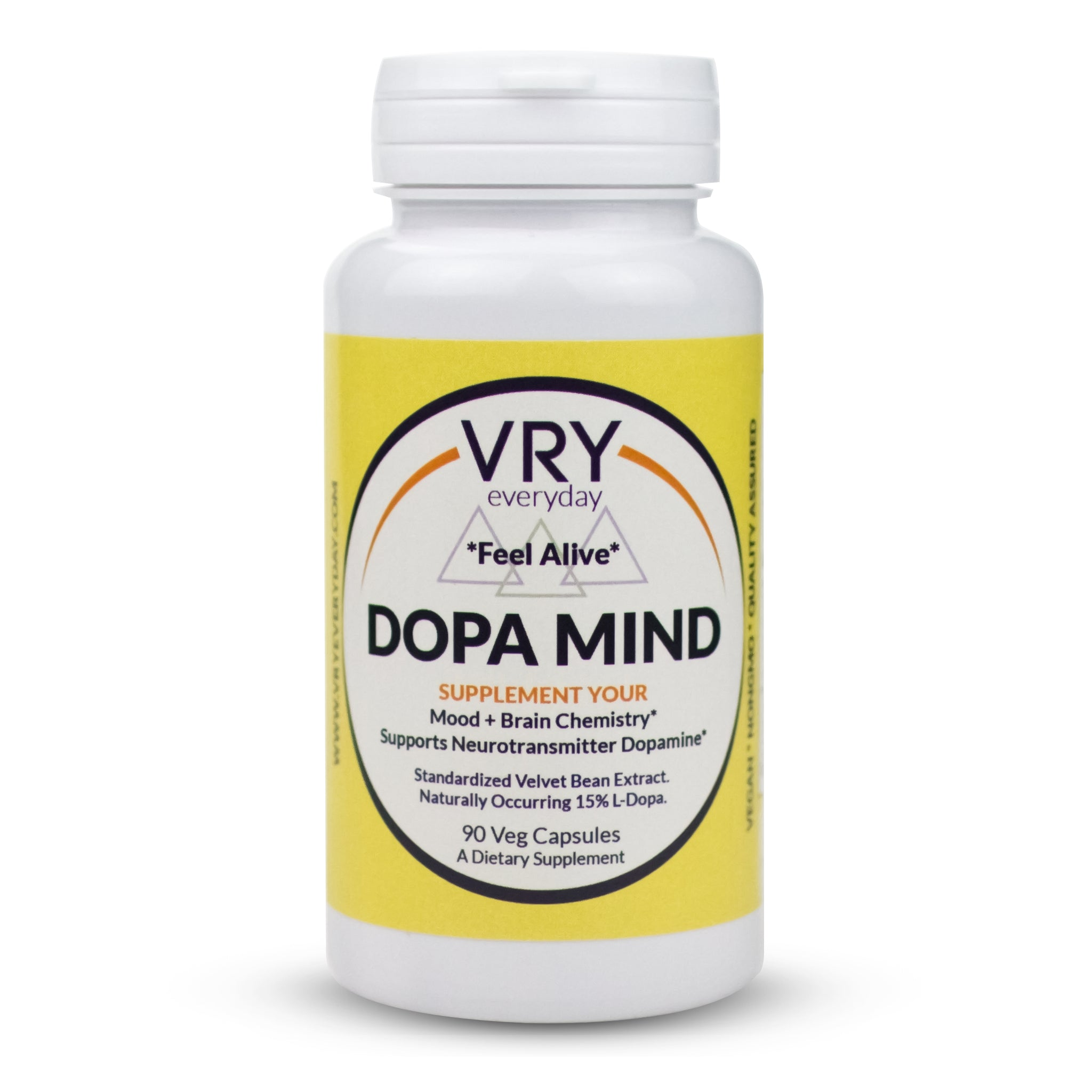 Dopa Mind Feel Alive Dopamine Supplement