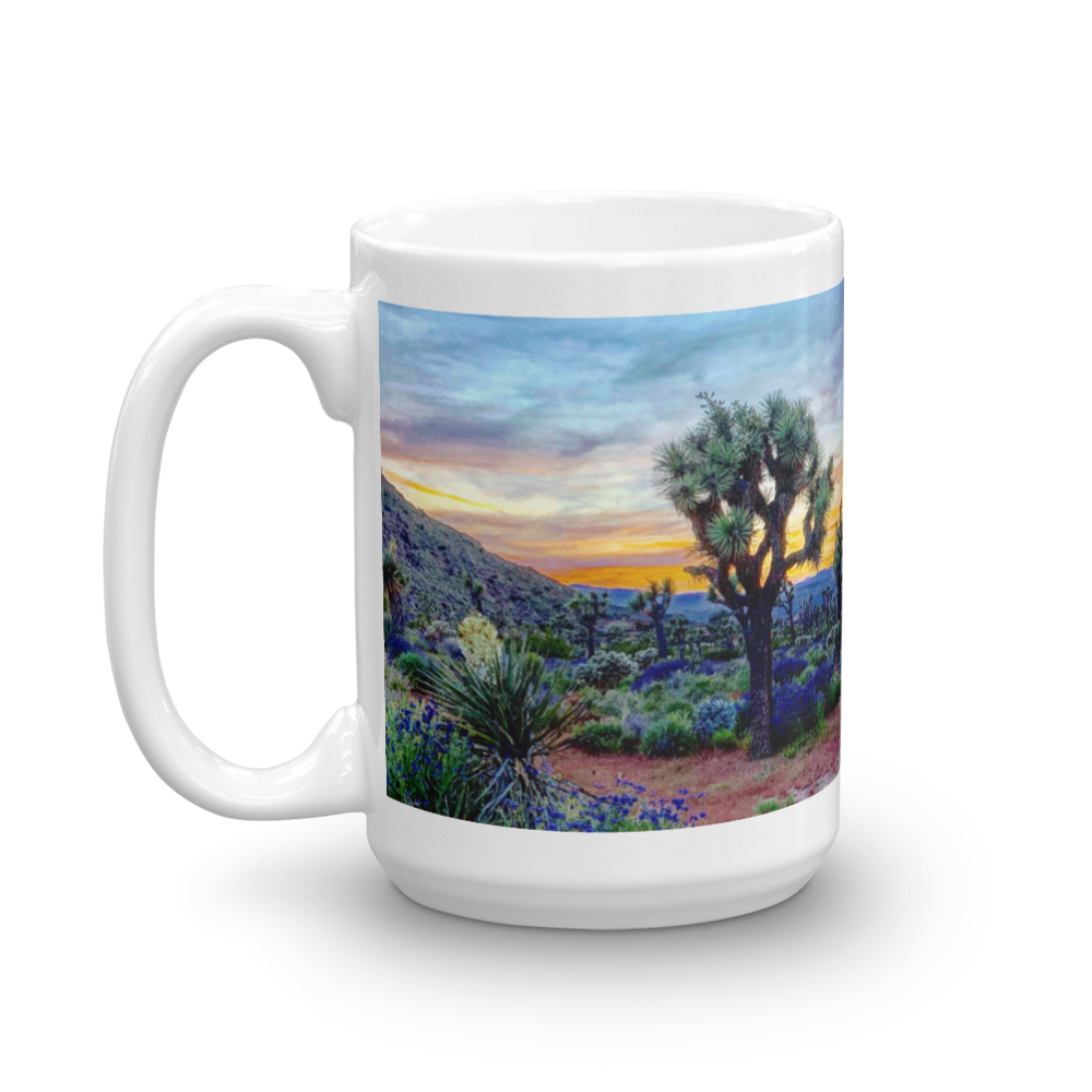 VRY HQ Joshua Tree Mug
