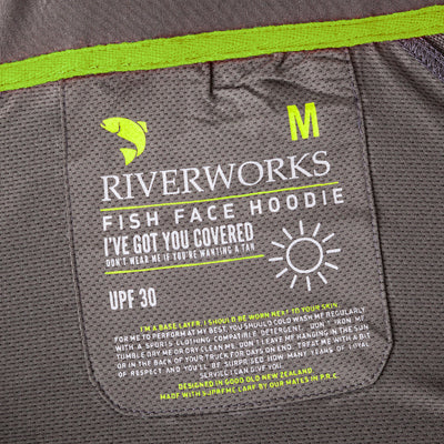 Fish Face Hoodie