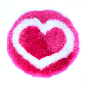 Pure Heart Sheepskin Rug