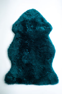 Emerald City Sheepskin - May birthstone
