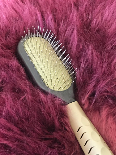 sheepskin brush
