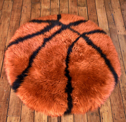 Basketball Kingdom Rug