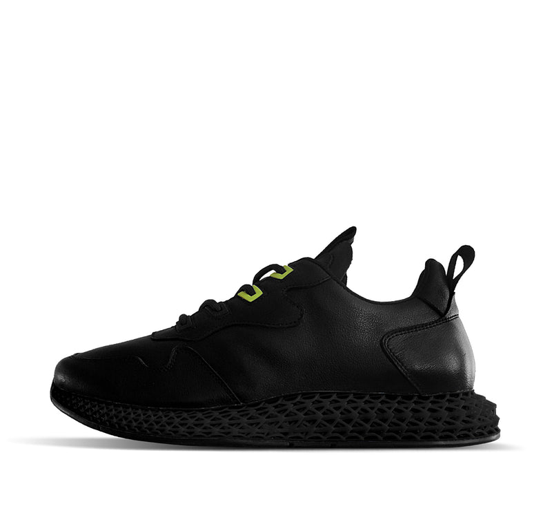Soulsfeng 2020 Fashion 3D Sneakers Collection Black