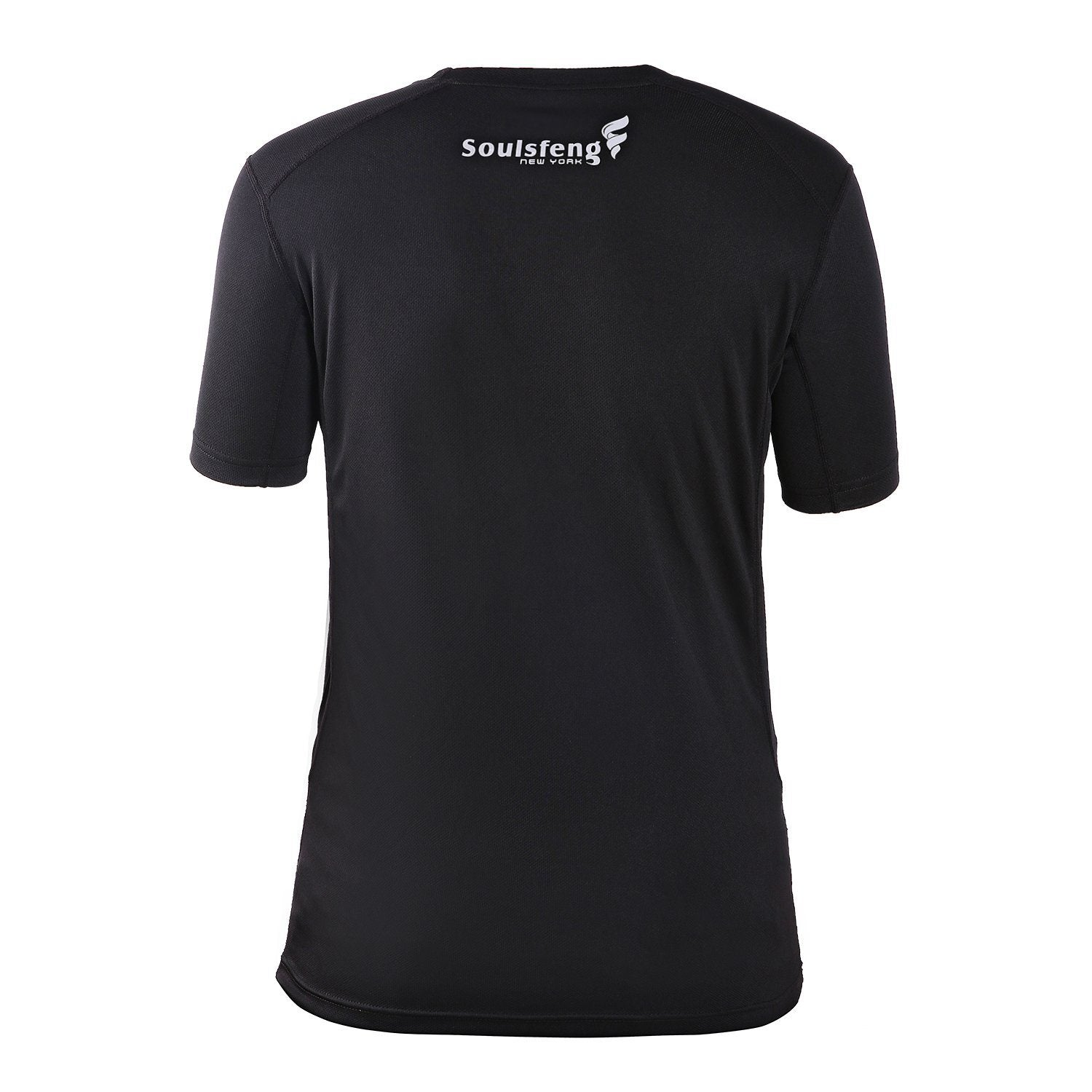 OG Black Quick Dry Shirt Men - Soulsfeng