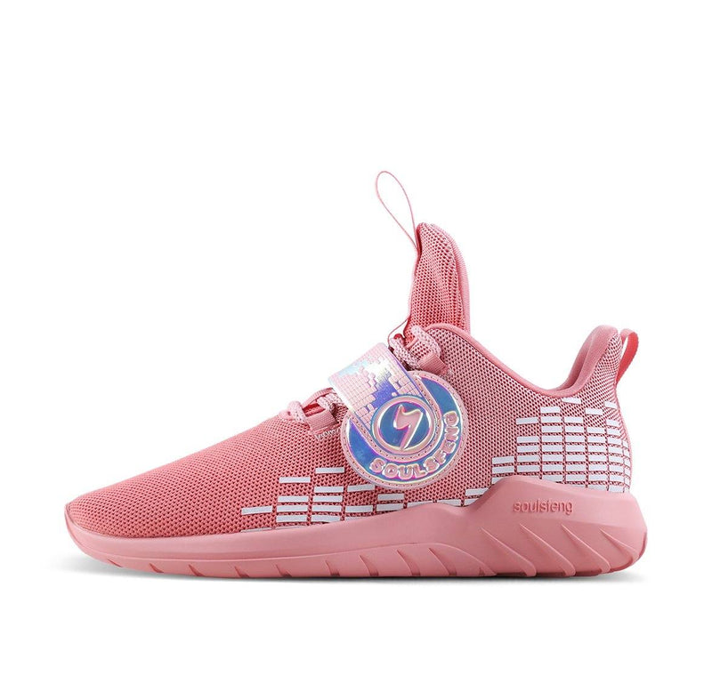 Soulsfeng Pink Headphone DJ Sneakers