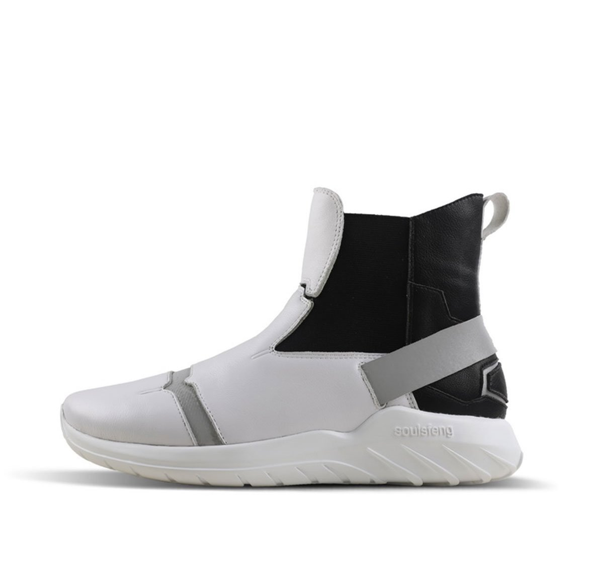 Laceless Sneaker One Step For Man High