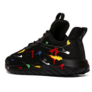 Lightweigt Olympic Spray Sneaker