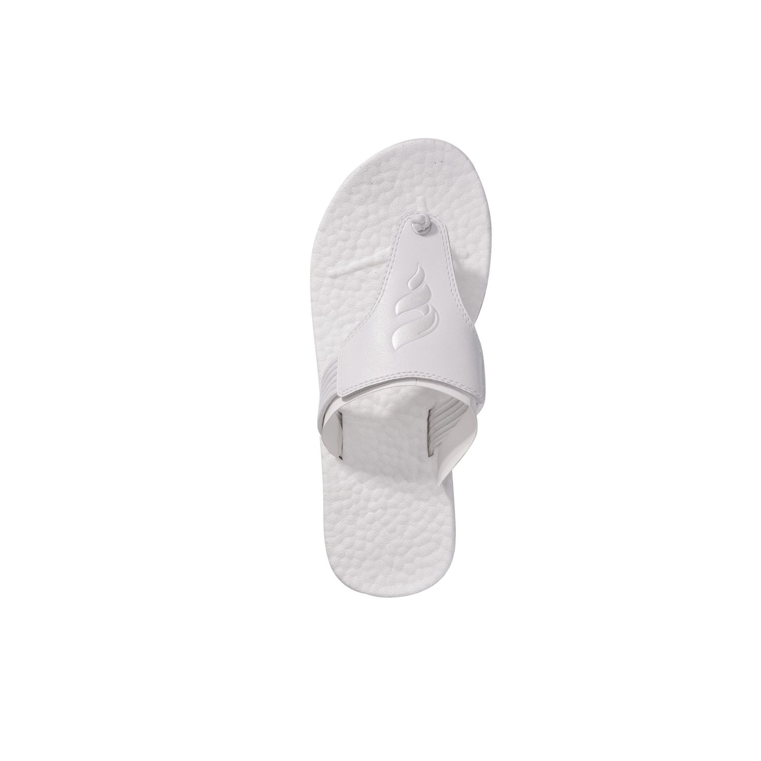 Air-Solepad Leather Flip-Flops