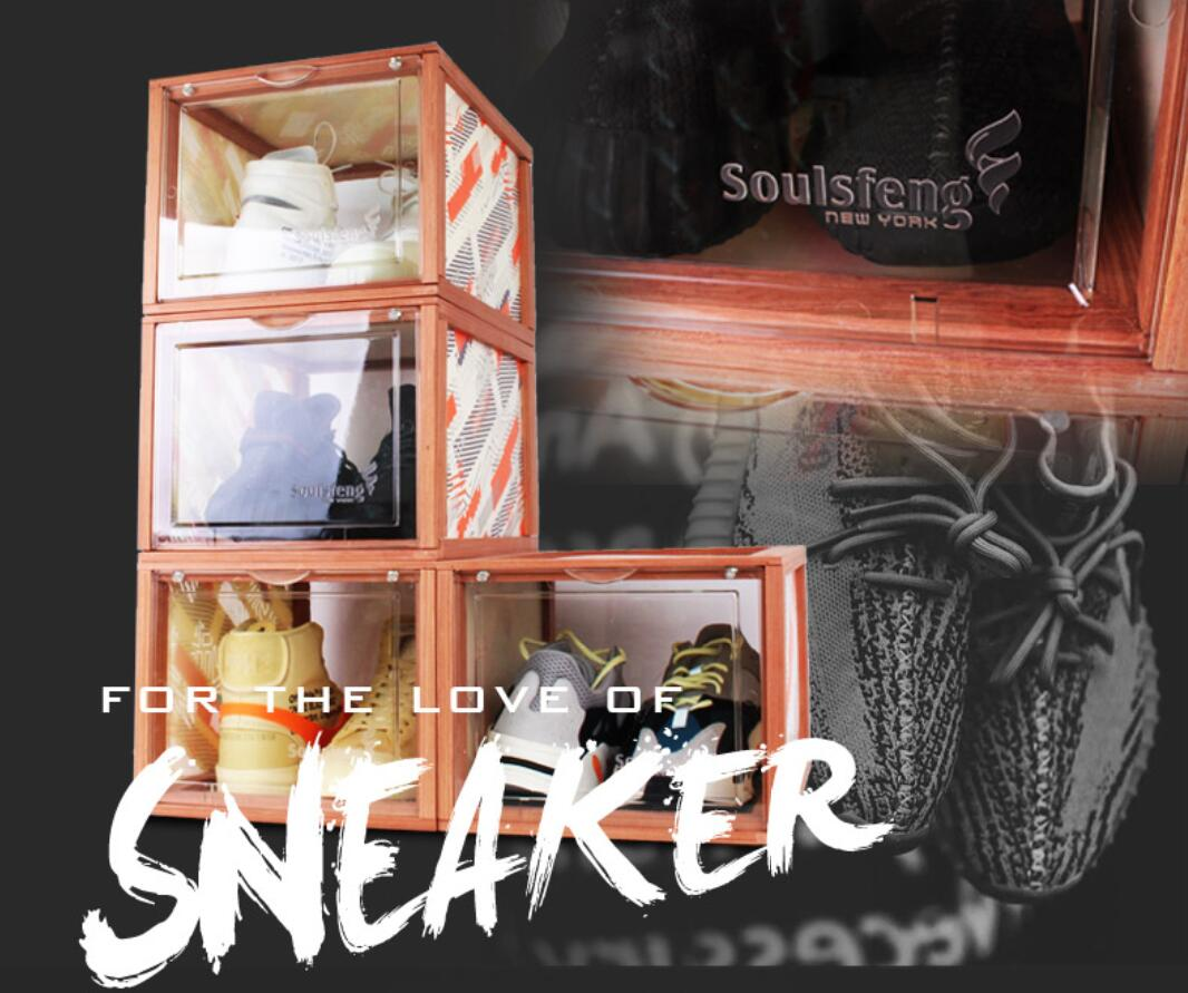 Soulsfeng Transparency Sneaker Box