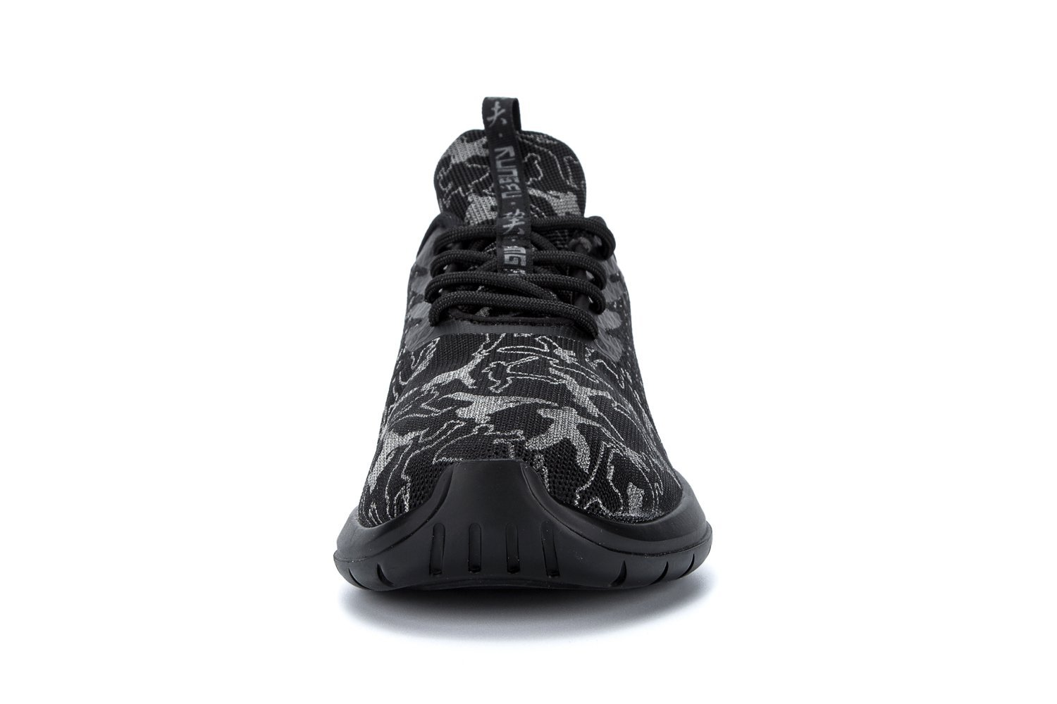 Fashion sneaker Ninja glow in dark(Black/White/Red/Grey)