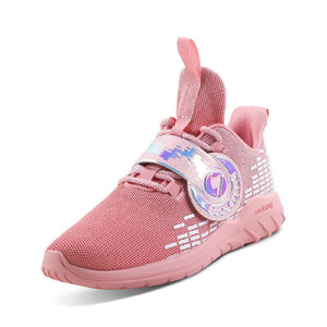 Soulsfeng Pink Headphone DJ Sneakers - Kids - Soulsfeng