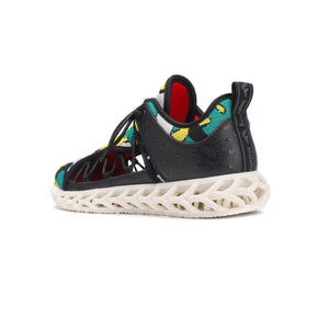 FutureCreative 3D Sneaker(Black/White/Camouflage) - Soulsfeng