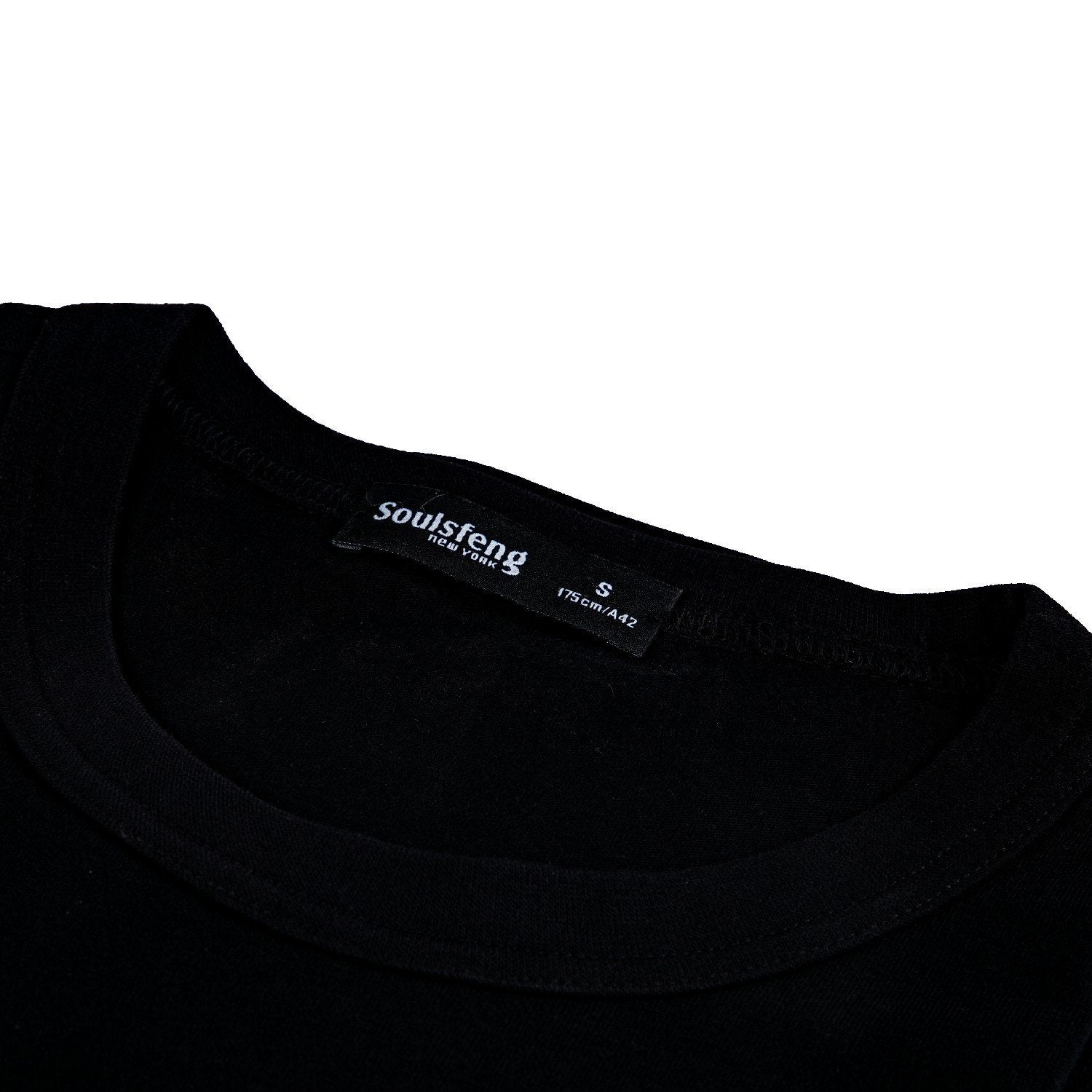 Soulsfeng X Street Veteran Diamond Tee Shirt Black