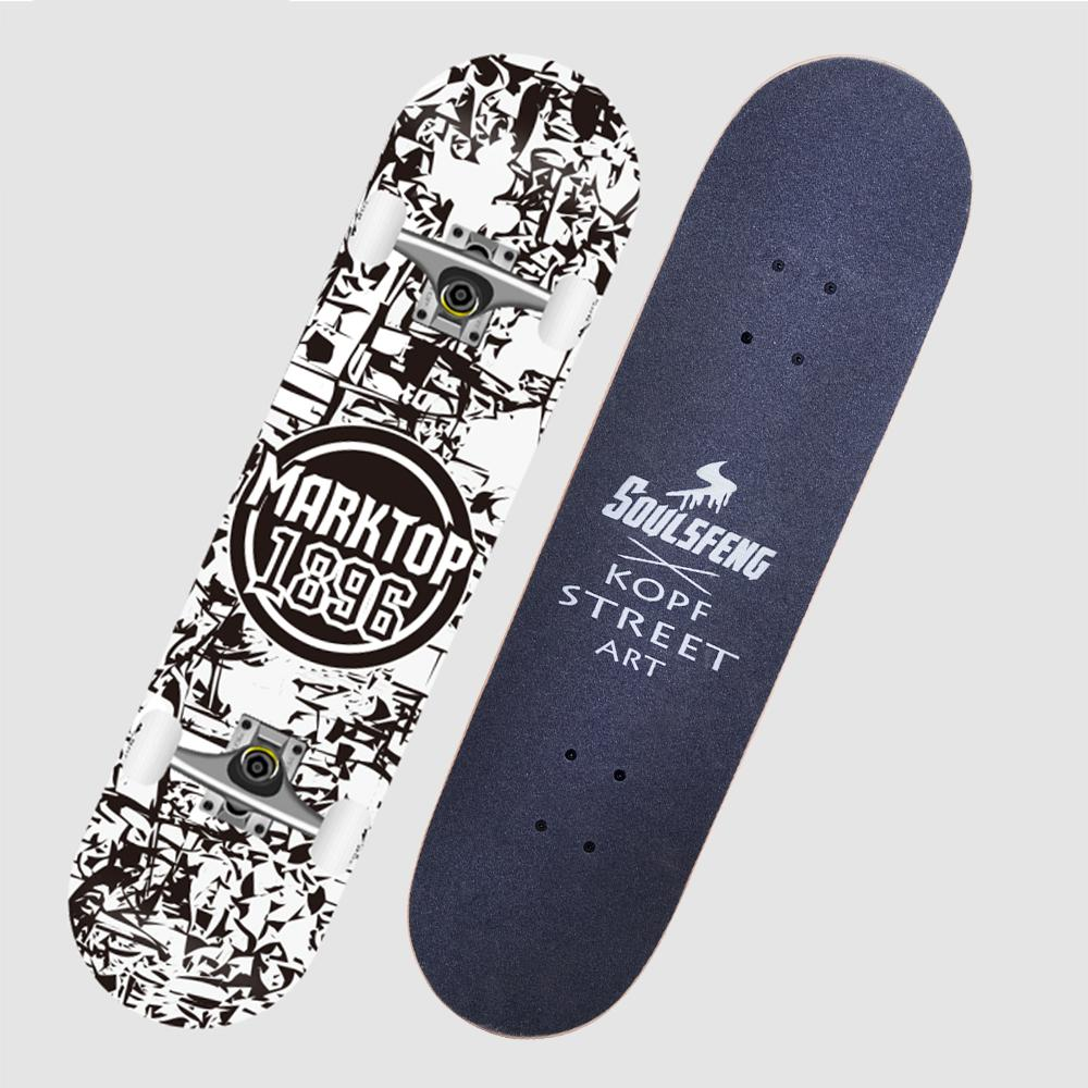 Soulsfeng Canadian Maple Skateboards - Soulsfeng