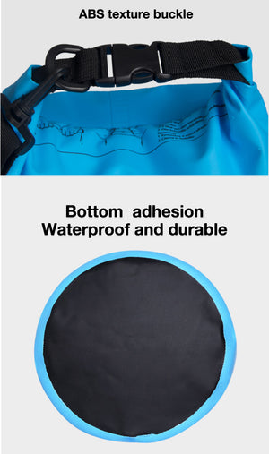 Floating Waterproof Marine Dry Bag 2L/3L/5L/10L/15L/20L
