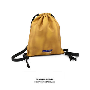 Soulsfeng Drawstring Backpack Bag - Soulsfeng