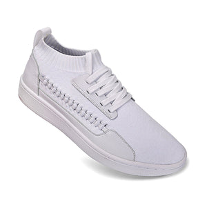 Soulsfeng Skate Shoes Breathable Flynit Upper Sneaker