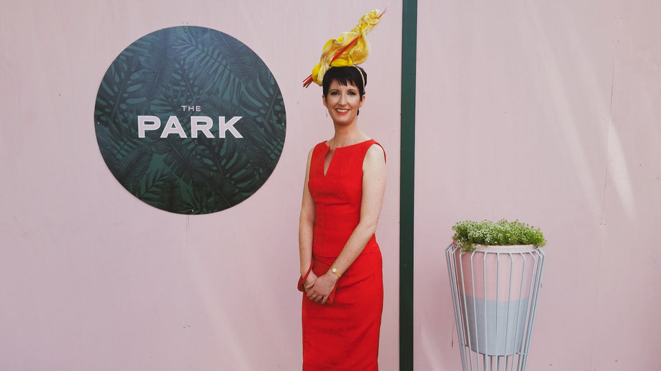 Julie Herbert Millinery - Fascinators, Millinery Online, Millinery Australia, Headpieces, Spring Carnival, Autumn Headpieces, winter headpieces, fashions on the field, melbourne cup, myer fashions on the field